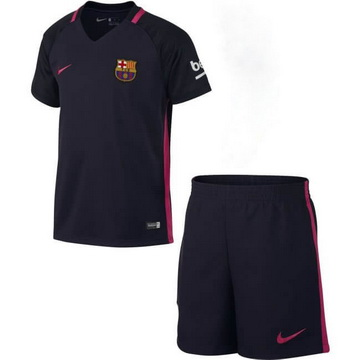 Maillot Barcelone Enfant Exterieur 2016 2017 Shop France