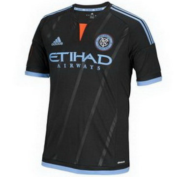 Maillot New York Exterieur 2015 2016 Rabais Paris