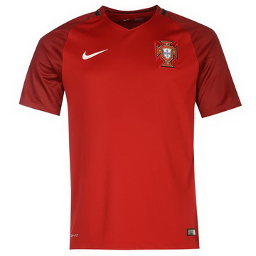 Maillot Portugal Domicile Euro 2016 Collection Pas Cher