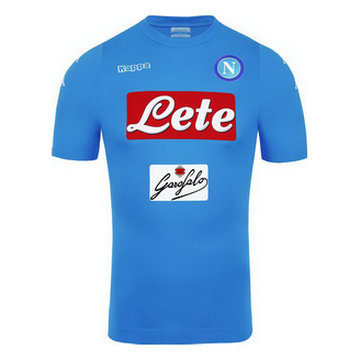Officiel Maillot Napoli Domicile2016 2017