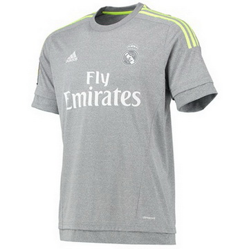 Officiel Maillot Real Madrid Exterieur 2015 2016