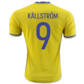 Promotions Maillot Suede Kallstrom Domicile Euro 2016