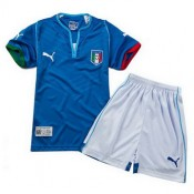 Maillot Italie Enfant Domicile 2013-2014
