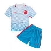 Maillot Turquie Enfant Exterieur Euro 2016
