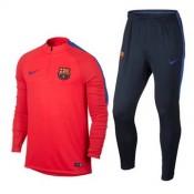 Maillot Formation Ml Barcelone Orange 2016 2017