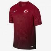 Maillot Turquie Domicile Euro 2016