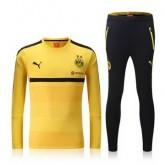 Maillot Formation Ml Borussia Dortmund Jaune 2016 2017