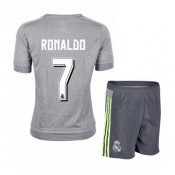 Maillot Real Madrid Enfant Ronaldo Exterieur 2015 2016
