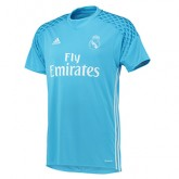 Maillot Real Madrid Gardien Domicile 2016 2017