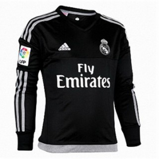 Maillot Real Madrid Gardien Manche Longue Domicile 2015 2016