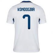 Maillot Inter Milan Kondogbia Exterieur 2015 2016