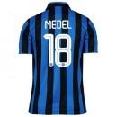 Maillot Inter Milan Medel Domicile 2015 2016