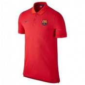 Maillot Barcelone Polo Rouge 2016 2017