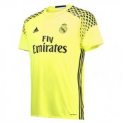 Maillot Real Madrid Gardien Exterieur 2016 2017