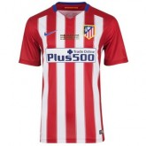 Maillot Atletico De Madrid Domicile Champion 2016