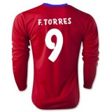Maillot Atletico De Madrid Ml F.Torres Domicile 2015 2016