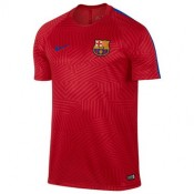 Maillot Avant-Match Barcelone Rouge 2016 2017