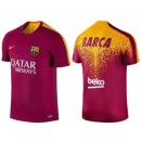 Maillot Avant-Match Barcelone Rouge 2016