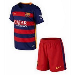 Maillot Barcelone Enfant Domicile 2015 2016