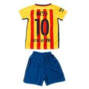 Maillot Barcelone Enfant Messi Exterieur 2015 2016