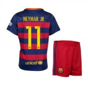 Maillot Barcelone Enfant Neymar.Jr Domicile 2015 2016