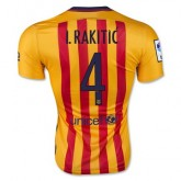 Maillot Barcelone I.Rakitic Exterieur 2015 2016