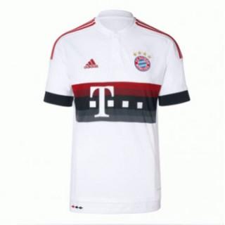 Maillot Bayern Munich Exterieur 2015 2016