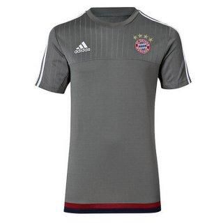 Maillot Bayern Munich Formation Gris 2015 2016