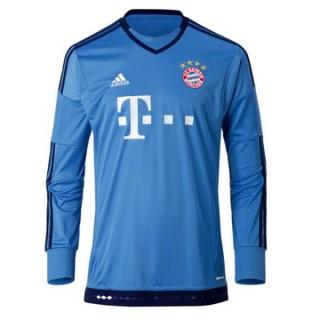 Maillot Bayern Munich Gardien Manche Longue 2015 2016