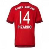 Maillot Bayern Munich Pizarro Domicile 2015 2016
