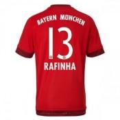 Maillot Bayern Munich Rafinha Domicile 2015 2016