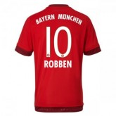 Maillot Bayern Munich Robben Domicile 2015 2016