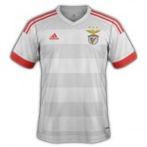 Maillot Benfica Exterieur 2015 2016