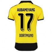 Maillot Borussia Dortmund Aubameyang Domicile 2015 2016