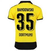 Maillot Borussia Dortmund Bandowski Domicile 2015 2016