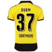 Maillot Borussia Dortmund Durm Domicile 2015 2016