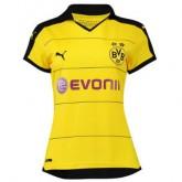 Maillot Borussia Dortmund Femme Domicile 2015 2016