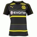 Maillot Borussia Dortmund Femme Exterieur 2016 2017