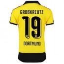 Maillot Borussia Dortmund Grobkreutz Domicile 2015 2016