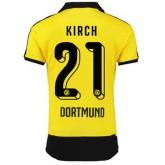 Maillot Borussia Dortmund Kirch Domicile 2015 2016