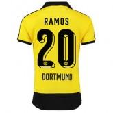 Maillot Borussia Dortmund Ramos Domicile 2015 2016