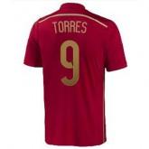 Maillot Espagne Torres Domicile 2014 2015