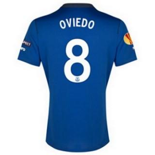 Maillot Everton Oviedo Domicile 2014 2015
