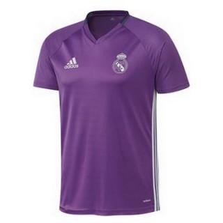 Maillot Formation Real Madrid Violet 2016 2017