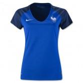 Maillot France Femme Domicile Euro 2016