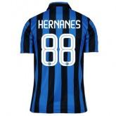 Maillot Inter Milan Hernanes Domicile 2015 2016