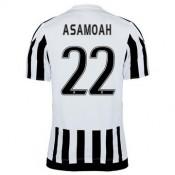 Maillot Juventus Asamoah Domicile 2015 2016