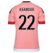 Maillot Juventus Asamoah Exterieur 2015 2016