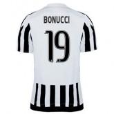 Maillot Juventus Bonucci Domicile 2015 2016