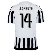 Maillot Juventus Llorenta Domicile 2015 2016